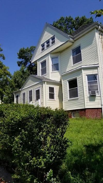 Somerville Multi Family Home Under Agreement: 111 Summer Street