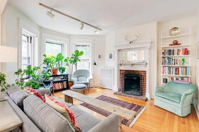 Brookline Condo/Townhouse For Sale: 485 Washington St #3