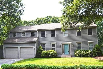 chelmsford Single Family Home Under Agreement: 5 Rolling Green Lane