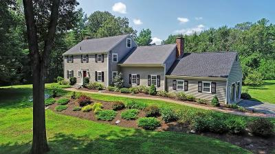 Sherborn Single Family Home For Sale: 58 Oldfield Drive