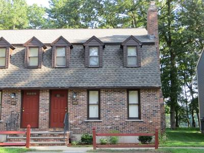 chelmsford Condo/Townhouse Contingent: 242 Wellman Ave. #242