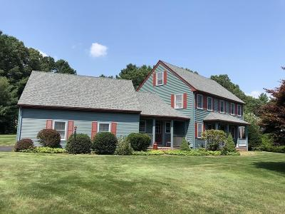 Raynham Single Family Home For Sale: 10 Overlook Dr