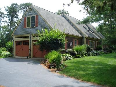 Barnstable MA Single Family Home For Sale: $599,000