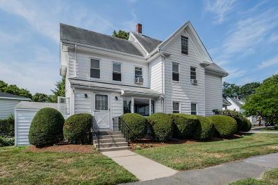 Framingham Multi Family Home Contingent: 315 Grant St