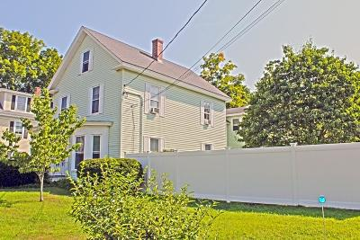 Concord Multi Family Home Under Agreement: 260 Commonwealth Ave