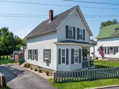 Lowell Single Family Home Contingent: 353 Plain St