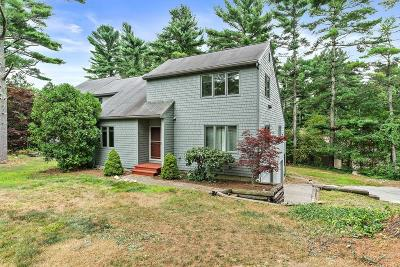 Duxbury Single Family Home For Sale: 37 Trout Farm Ln