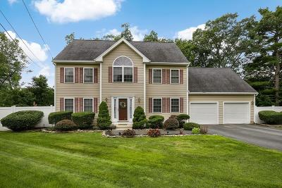 Methuen Single Family Home Under Agreement: 17 Buttonwood Dr
