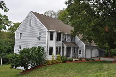 Hudson Single Family Home Contingent: 14 Abigail Drive
