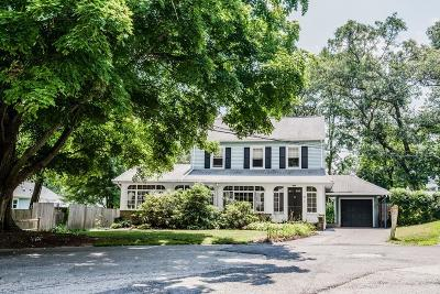 Framingham Single Family Home Contingent: 22 Moulton Park Rd