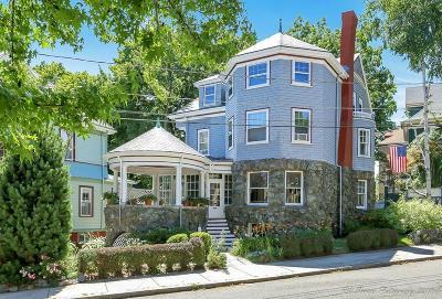 Malden Single Family Home For Sale: 134 Dexter St.