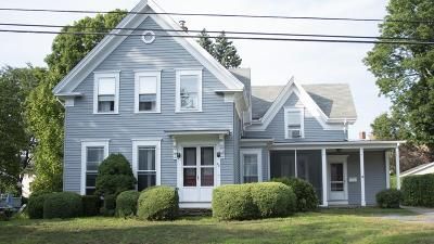 Bridgewater Single Family Home For Sale: 20 Maple Ave