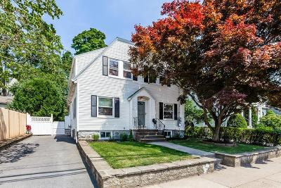 Single Family Home Under Agreement: 563 Lagrange St