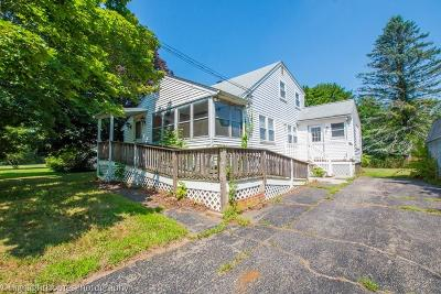 West Bridgewater Single Family Home Under Agreement: 98 Union St