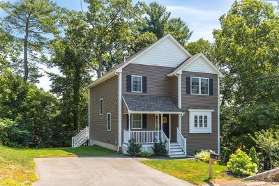 Wakefield Single Family Home Contingent: 21 Druid Hill Avenue