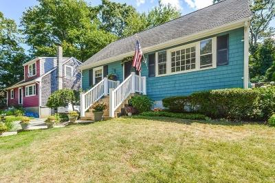 Plymouth Single Family Home For Sale: 13 Arboretum Rd