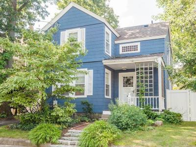 Waltham Single Family Home Under Agreement: 123-125 Brown Street