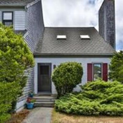 Falmouth Condo/Townhouse Contingent: 31 Woodview D #D