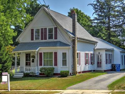 Whitman Single Family Home For Sale: 29 Jenkins Ave