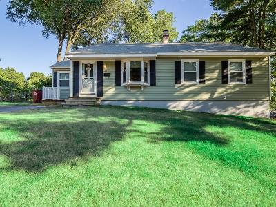Lowell Single Family Home For Sale: 15 Fidler Terrace