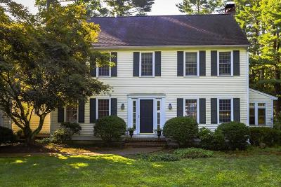 Norwell Single Family Home Under Agreement: 24 Roubound Rd