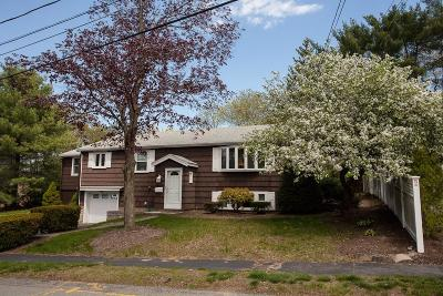 Needham Single Family Home Under Agreement: 69 Nardone Rd