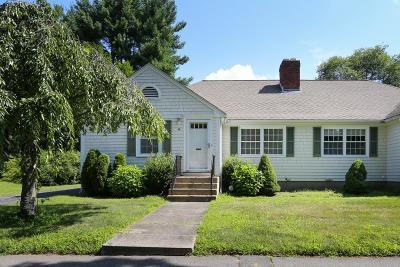 Needham Single Family Home For Sale: 46 Parish Road