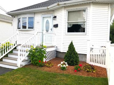 Revere Single Family Home For Sale: 500 Mountain Ave
