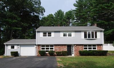 Carver Single Family Home Under Agreement: 13 N Main St