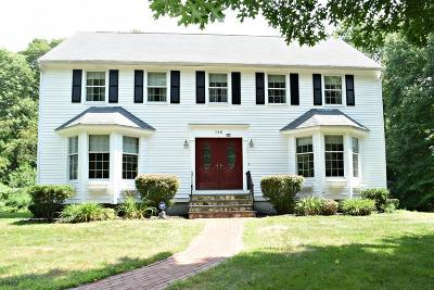 Scituate Single Family Home For Sale: 346 Chief Justice Cushing Hwy