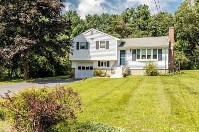 Sudbury Single Family Home Contingent: 195 Horse Pond Rd