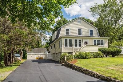 Reading MA Multi Family Home For Sale: $799,900