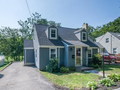 Single Family Home Contingent: 587 Poplar Street