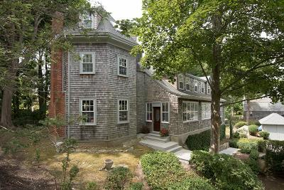 Cohasset Single Family Home For Sale: 560 Jerusalem Rd