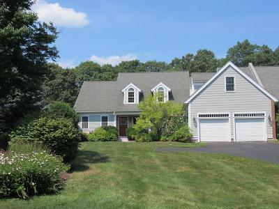 Natick Single Family Home For Sale: 23 Davis Brook Dr #23