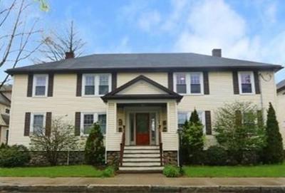 Waltham Condo/Townhouse Under Agreement: 233 Lowell Street #2