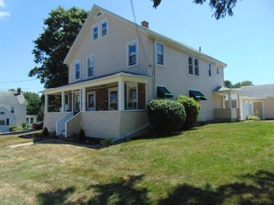 Somerset MA Multi Family Home For Sale: $334,000