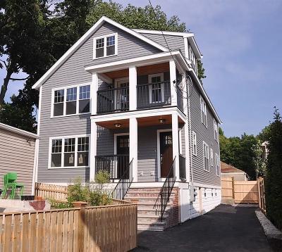 Somerville Condo/Townhouse For Sale: 61r Prescott #2