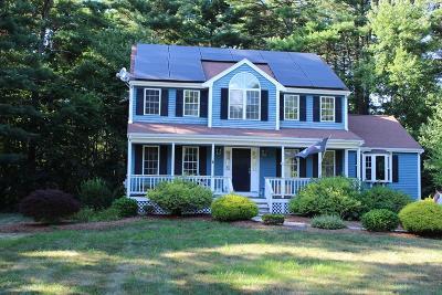 Bridgewater Single Family Home For Sale: 40 Jillians Way