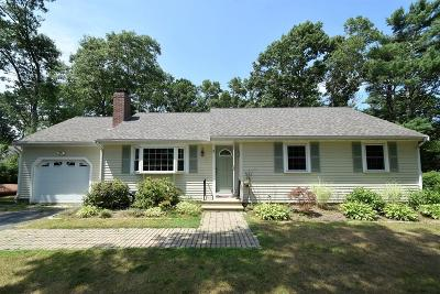 Sandwich Single Family Home For Sale: 3 George Gallant Rd