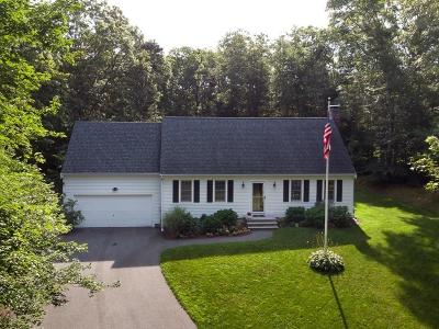 Sandwich Single Family Home For Sale: 7 Golf Links Circle