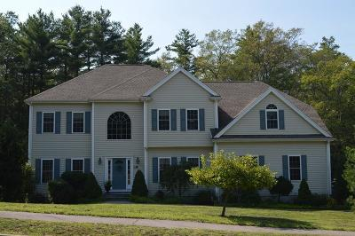 Holliston Single Family Home Contingent: 18 Noel Drive