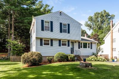 Woburn Single Family Home Under Agreement: 6 Glenwood Ave.
