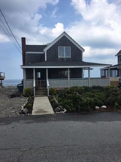 Scituate Single Family Home For Sale: 37 Rebecca Rd