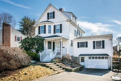 Needham Single Family Home For Sale: 14 Carter