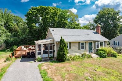 Weymouth Single Family Home Under Agreement: 44 Vinson St