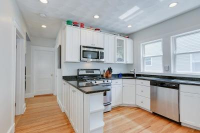 Somerville Condo/Townhouse For Sale: 27 Century St #1