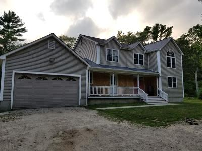 Fall River Single Family Home For Sale: 12 Yellow Hill Rd
