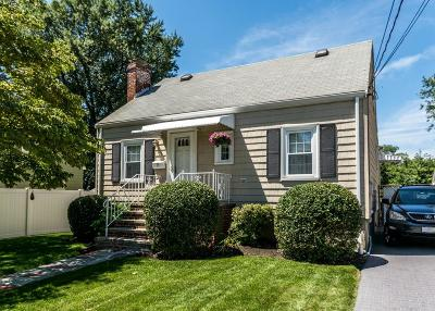 Watertown Single Family Home Under Agreement: 75 Edward Rd