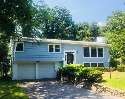 Natick Single Family Home Contingent: 6 Fox Hill Drive